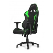 AKRacing Octane Gaming Chair Green Ергономичен геймърски стол