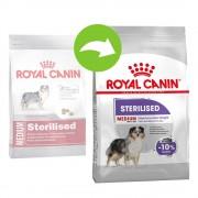 10kg Medium Adult Sterilised Royal Canin pienso para perros