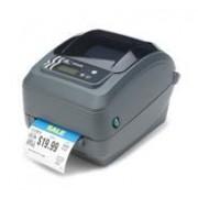 Stampante termica Zebra GX420t diretta/Trasferimento termico 203 x 203DPI Grigio