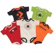 Converse - All Star Infant Set 5 Body Gift