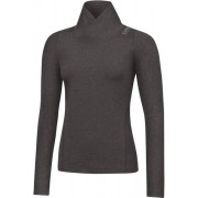 GORE RUNNING WEAR Sunlight Lady Thermo LS Maglia a maniche lunghe running donna - Raven Brown