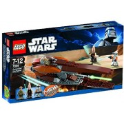 Lego Star Wars Geonosian Starfighter