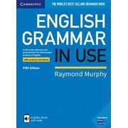 English Grammar in Use Book with Answers and Interactive eBook: A Self-Study Reference and Practice Book for Intermediate Learners of English, Hardcover/Raymond Murphy