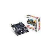 Placa Mãe Gigabyte Ga-78lmt-Usb3 Micro Atx Amd Am3 Ddr3 1066mhz - Box