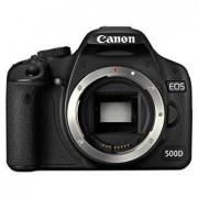 Canon Cámara Réflex Canon EOS 500D Negro Sin Objetivo