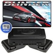 BLINDER HP-905 Dual beszerelve infra+lézerdiódás lézerblokkoló
