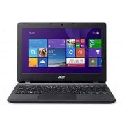 "Acer Aspire ES1-111M-C40S Celeron Dual-Core N2830 2.16GHz 32GB 2GB 11.6"" (1366x768) BT WIN8.1 Webcam DIAMOND BLACK NX.MRSAA.001"