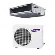 Samsung Canalizzabile Media Prevalenza Ac035mnmdkh / Ac035mxadkh (Comando A Filo Premium Mwr-We11n Incluso)
