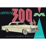1955 Chrysler C300 1/25 Moebius