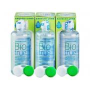 Biotrue kontaktlencse folyadék 3 x 300 ml