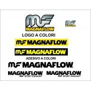 Adesivi Per auto Magnaflow Scarichi sportivi