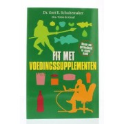 Yours Healthcare Fit met voedingssupplementen boek