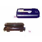 Vorteilspack 2x Toner kompatibel zu TN-3030 u. TN-3060 + 1x Trommeleinheit kompatibel zu DR-3000 f. Brother