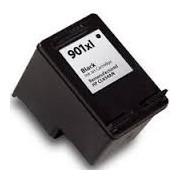 HP Tinteiro Compatível HP CC653AE/CC654AE Nº901XL Preto