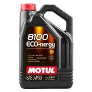 MOTUL 8100 Eco-nergy 5W30 1 litru