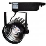 Sínes LED reflektor 25 Watt 1F (2700K-4500K) Fekete