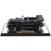 1938 Mercedes Benz 770 Grober Offener Tourenwagen Convertible, Black Signature Models 43700 1/43 Scale Diecast Model Toy Car