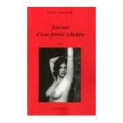 Journal d'une femme adultère - Curt Leviant - Livre