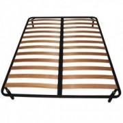 Somiera Metalica Quality cu picioare 140 x 200 cm Qualitysom Product