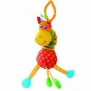Плюшена играчка за количка - малки умничета - jittering giraffe, Tiny love, 076223