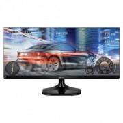 "LG monitor LED 25"" UltraWide IPS FullHD, IPS, 2560 x 1080 25UM58-P"