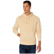 JCrew Garment-Dyed French Terry Hoodie Canvas