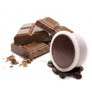 Caffè Bonini 50 capsule Cioccolato per Lavazza Espresso Point