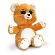 Ursulet Brun Sparkle Eye Bears Keel Toys, 25 cm, 3 ani+