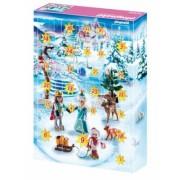 Calendar Craciun Patinaj pe gheata Christmas Playmobil