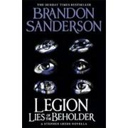 Legion: Lies of the Beholder, Hardcover/Brandon Sanderson