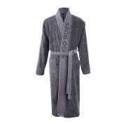 Boss Home - Kimono Coton 450 g/m² Graphite L - Plain