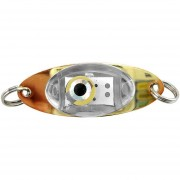 Louiwill Auli? LED Pesca Pescado Atrae Lámpara De Luz Bajo El Agua Deepwater LED Cebo Lámpara Señuelo De La Pesca Lámpara De Pesca Electrónica, 6 * 2 Cm