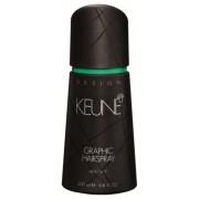 Spray coafant pentru textura si fixare super puternica Keune Graphic Hairspray, 200 ml
