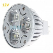 Bec Spot LED MR16 3x1W 12V