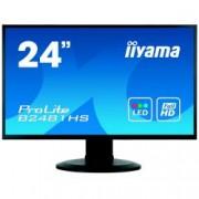 iiyama ProLite XB2481HS-B1, 60cm (23,6''), nero