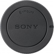 Sony Zubehör »Ersatz-Objektivkappe ALC-B1EM«, Schwarz
