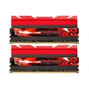 G.SKILL TridentX F3-2400C10D-8GTX DDR3 DIMM 8GB 2400 MHz