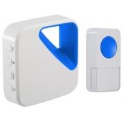 OPTEX Funk Türklingel, Farbe weiß-blau (990160)