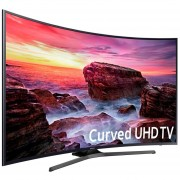 "Televisor Ultra HD 4K Smart Samsung UN55MU650 Led 55"""