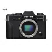 Fuji Korpus + obiektyw Fujifilm FinePix X-T20 + obiektyw 18-55mm czarny