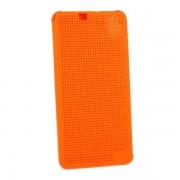 HTC Desire 826 Dot View Case HC M170, оранжев