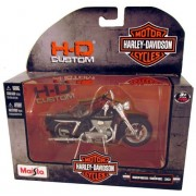 Maisto 1952 K Model Harley Davidson Die Cast Motorcycle Series 30 1:18 Scale