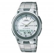 Reloj Casio AW-80D7A-Plateado