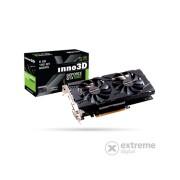 Inno3D PCI-E Nvidia GTX1060 Twin X2 (6144MB, DDR5, 192bit, 1506/8000Mhz, 2xDVI, DP, HDMI) grafička kartica