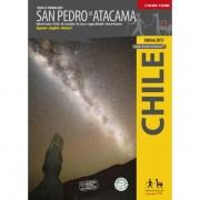 Wandelkaart - Wegenkaart - landkaart San Pedro de Atacama – Chili | Viachile Editores