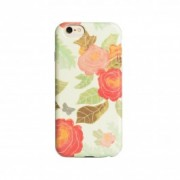 Agent18 FlexShield for iPhone 6 - Pastel Flowers
