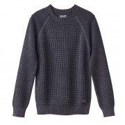 PETROL INDUSTRIES Pullover, Grobstrick