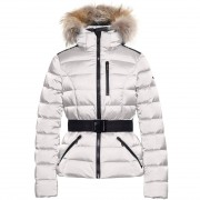 Goldbergh Women Down Jacket SOLDIS mist grey