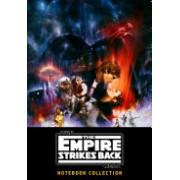Star Wars: The Empire Strikes Back Notebook Collection(Notebook / blank book) (9781452162751)
