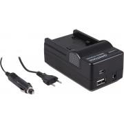 PATONA 4 in 1 Charger Sony NP- FH60 FH70 FH100 FP60 FP70 FP90
